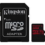 Kingston Technology Canvas React memoria flash 32 GB MicroSDHC Clase 10 UHS I
