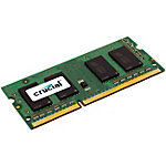Crucial 4GB módulo de memoria DDR3 1600 MHz