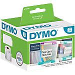 Etiquetas multiuso formato medio DYMO 11354 5,7 (a) x 3,2 (h) cm blanco 1000 etiquetas