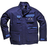 Cazadora Panoply Texo poliéster, algodón talla xxl azul marino