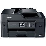 Impresora de inyección de tinta multifunción Brother , Inyección de tinta, 1200 x 4800 DPI, 250 hojas, A3, Impresión directa, Negro MFC J6930DW