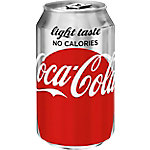 Coca Cola Light lata 24 unidades de 330 ml