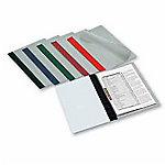 Dossier con fastener Grafoplás con lomo recto A4 azul pvc