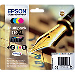 Cartucho de tinta Epson original 16xl surtido c13t16364012