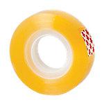 Cinta adhesiva Office Depot Universal resistente y adherente polipropileno 12 mm x 33 m amarillento 12 rollos