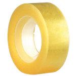Cinta adhesiva Office Depot Universal resistente y adherente polipropileno 19 mm x 33 m transparente 8 rollos