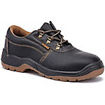 Zapatos de seguridad Paredes Style nivel S1P piel, poliuretano talla 46 negro