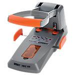 Perforador de grueso Rapid HDC150 Supreme Gris, naranja 150 hojas 2 taladros