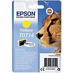 Cartucho de tinta Epson original t0714 amarillo c13t07144012