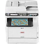Impresora multifunción 4 en 1 OKI MC363DNW color láser a4