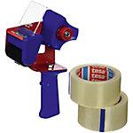 Dispensador y 2 cintas de embalaje tesapack