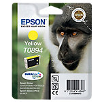 Cartucho de tinta Epson original t0894 amarillo c13t08944011