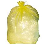 Bolsas de basura Dahi 30 l amarillo 55 cm 25 unidades