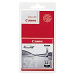 Cartucho de tinta Canon original cli 521bk negro