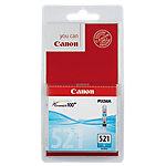 Cartucho de tinta Canon original cli 521c cian