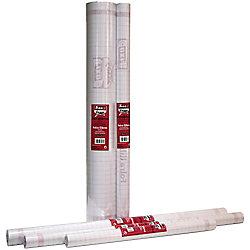 Forralibros adhesivo Fixo transparente polipropileno 50 x 300 cm