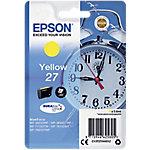 Cartucho de tinta Epson original 27 amarillo c13t27044012