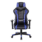 Silla gaming woxter Stinger Station Pro azul, negro