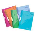 Dossier con pinza DURABLE Swingclip A4 colores surtidos polipropileno 3 mm 5 unidades