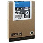 Cartucho de tinta Epson original t6172 cian c13t617200