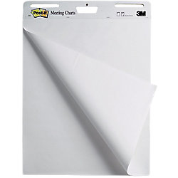 Bloc de reuniones Post-it Super Sticky 70 g/m² 63 5 (a) x 77 5 (h) cm 2 unidades