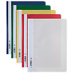 Dossier con fastener Exacompta A4 colores surtidos polipropileno 25 unidades