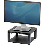 Soporte monitor Fellowes Premium grafito 333 x 343 x 165 mm