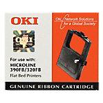 Cinta para impresora OKI Original 09002310 Negro
