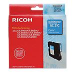 Cartucho de tinta Ricoh original gc21c cian 405533