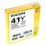 Cartucho de tinta Ricoh original gc 41yh amarillo 405764