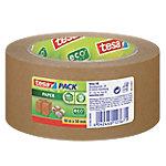 Precinto de papel tesapack 4313 50 mm x 50 m marrón