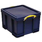Caja de almacenaje Really Useful Boxes polipropileno 44 (a) x 31 (h) x 52 (p) cm Azul