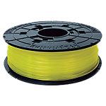 Cartucho de filamento PLA XYZprinting , Ácido poliláctico (PLA), Amarillo, XYZprinting, da Vinci 1.0A da Vinci 2.0A Duo da Vinci 1.0 AiO, 45 °C, 190 °C RFPLCXUS03G