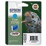 Cartucho de tinta Epson original t0792 cian c13t07924010
