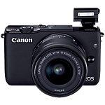 Cámara digital Canon M10 Negro