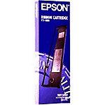 Cinta para impresora Epson Original C13S015091 Negro