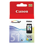 Cartucho de tinta Canon Original CL 513 3 Colores