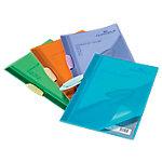 Dossier con pinza DURABLE Swingclip Colour A4 colores surtidos polipropileno 3 mm 25 unidades