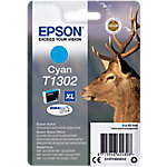 Cartucho de tinta Epson original t1302 cian c13t13024012