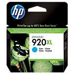 Cartucho de tinta HP original 920xl cian cd972ae