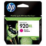 Cartucho de tinta HP original 920xl magenta cd973ae