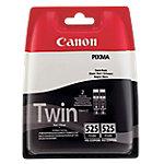 Cartucho de tinta Canon Original PGI 525PGBK Negro 2 unidades