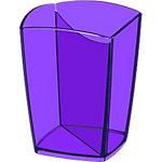 Cubilete CEP Happy violeta poliestireno 7,4 (a) x 9,5 (h) x 7,4 (p) cm