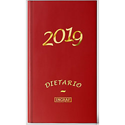 Dietario anual Ingraf 1/4 15 x