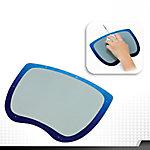 Alfombrilla para ratón óptico AIDATA azul, gris