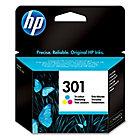 Cartucho de tinta HP original 301 3 colores ch562ee