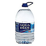 Agua mineral Aquadeus 8 l