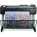 Impresora inkjet HP Designjet T730 36 in, 2400 x 1200 DPI, Inyección de tinta térmica, HP GL