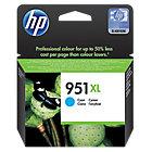 Cartucho de tinta HP Original 951XL Cian CN046AE