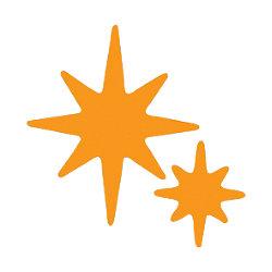 Perforadora de figuras S Fiskars Estrella Blanco perforación 1.9 cm